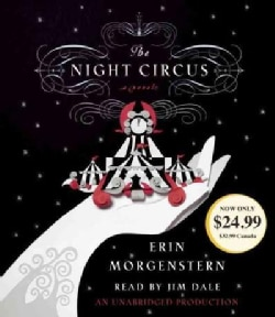 The Night Circus (CD-Audio)