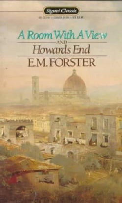 Howards End and A Room With a View (Paperback)