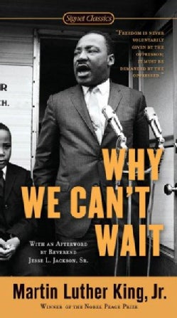 Why We Can't Wait (Paperback)