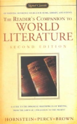 The Reader's Companion to World Literature (Paperback)