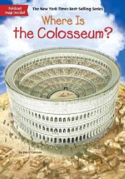 Where Is the Colosseum? (Hardcover)