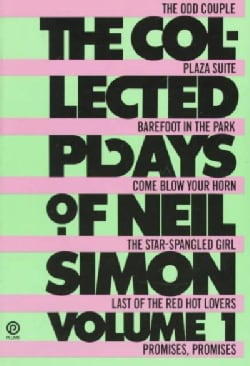 The Collected Plays of Neil Simon (Paperback)