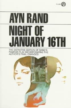 Night of January 16th (Paperback)