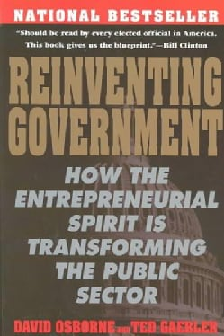 Reinventing Government: The Five Strategies for Reinventing Government (Paperback)