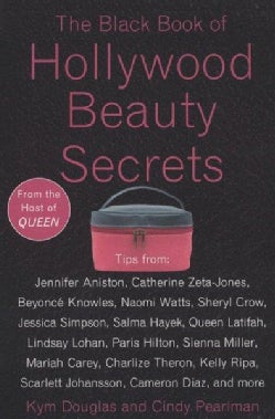 The Black Book of Hollywood Beauty Secrets (Paperback)