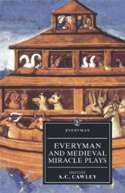 Everyman and Medieval Miracle Plays (Paperback)