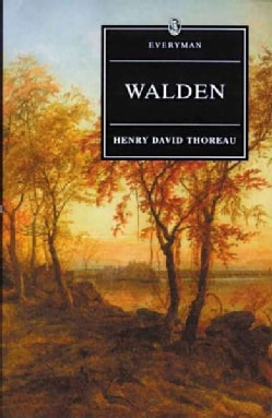 Walden With Ralph Waldo Emerson's Essay on Thoreau (Paperback)