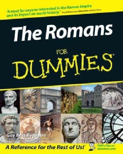 Romans for Dummies (Paperback)