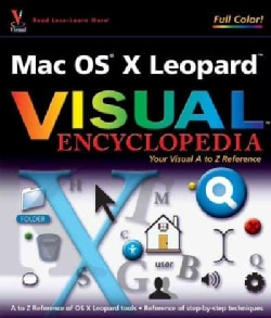 MAC OS X Leopard Visual Encyclopedia (Paperback)