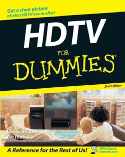 HDTV for Dummies (Paperback)