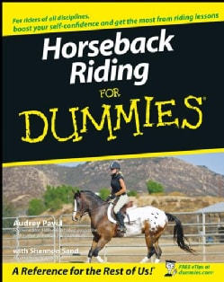 Horseback Riding for Dummies (Paperback)