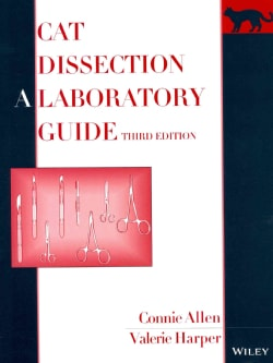 Cat Dissection: A Laboratory Guide (Paperback)