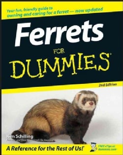 Ferrets for Dummies (Paperback)