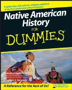 Native American History for Dummies (Paperback)