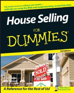 House Selling for Dummies (Paperback)