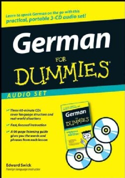 German for Dummies (CD-Audio)