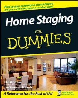 Home Staging for Dummies (Paperback)