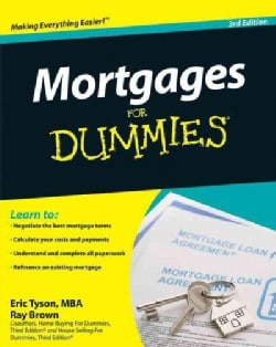 Mortgages For Dummies (Paperback)