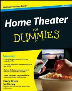 Home Theater for Dummies (Paperback)