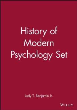 Brief History of Modern Psychology