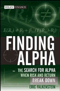 Finding Alpha (Hardcover)