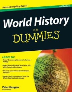 World History for Dummies (Paperback)