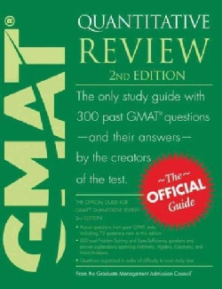 GMAT Quantitative Review (Paperback)