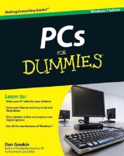 PCs for Dummies: Windows 7 Edition (Paperback)