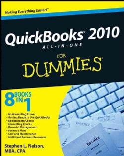 Quickbooks 2010 All-in-One for Dummies (Paperback)