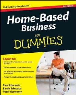Home Based Business for Dummies (Paperback)