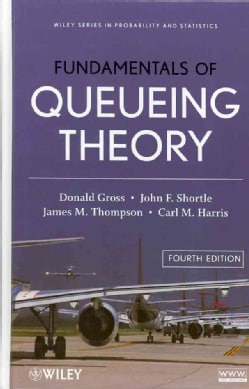 Fundamentals of Queueing Theory (Hardcover)