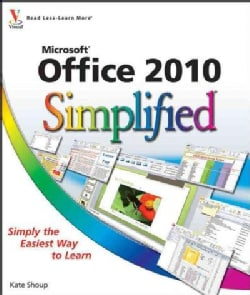 Office 2010 Simplified (Paperback)