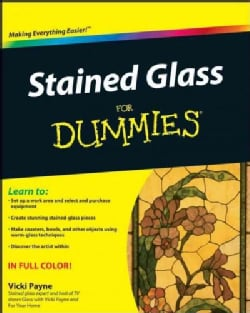 Stained Glass for Dummies (Paperback)