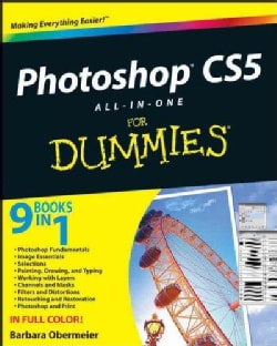 Photoshop CS5 All-in-One for Dummies (Paperback)