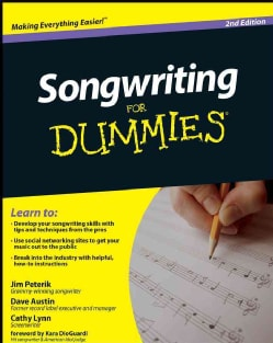 Songwriting for Dummies (Paperback)