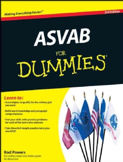 ASVAB for Dummies (Paperback)