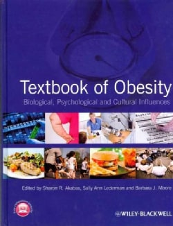 Textbook of Obesity: Biological, Psychological and Cultural Influences (Hardcover)