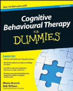 Cognitive Behavioural Therapy for Dummies (Paperback)