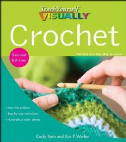 Teach Yourself Visually Crochet (Paperback)