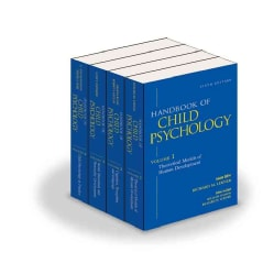 Handbook of Child Psychology (Hardcover)