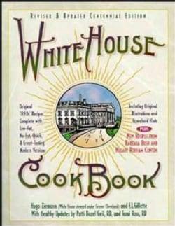 White House Cookbook (Paperback)