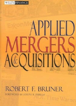 Applied Mergers and Acquisitions (Hardcover)