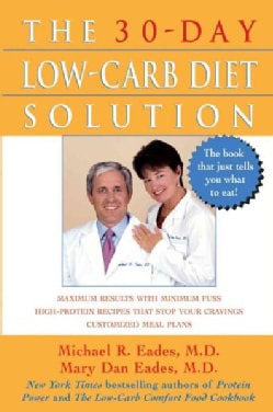 The 30-Day Low-Carb Diet Solution (Paperback)