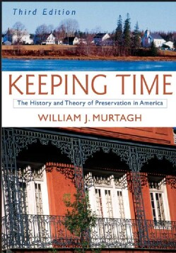 Keeping Time: The History And Theory Of Preservation In America (Paperback)
