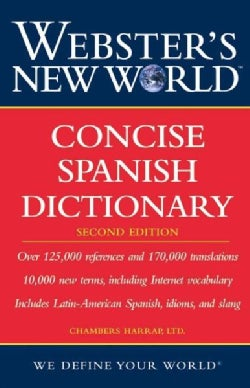 Webster's New World Concise Spanish Dictionary (Paperback)