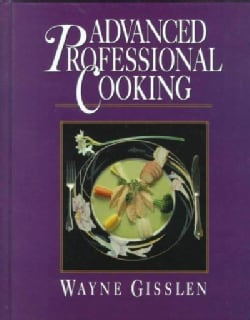 Advanced Professional Cooking (Hardcover)