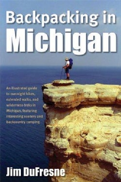 Backpacking in Michigan (Paperback)