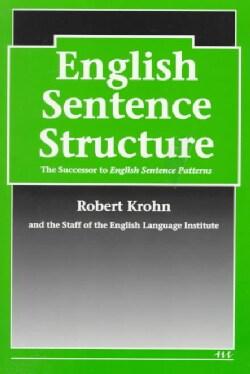 English Sentence Structure (Paperback)