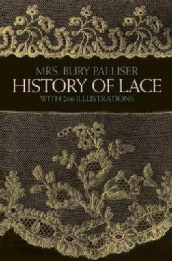 History of Lace (Paperback)