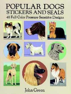 Popular Dogs Stickers and Seals